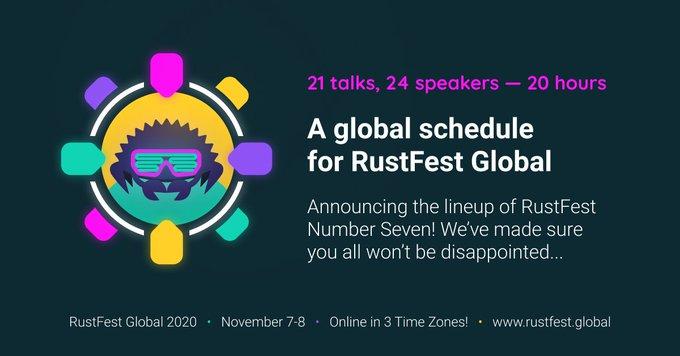 RustFest Global 2020